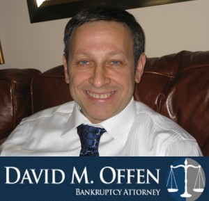 Philadelphia Bankruptcy Attorney - David M. Offen