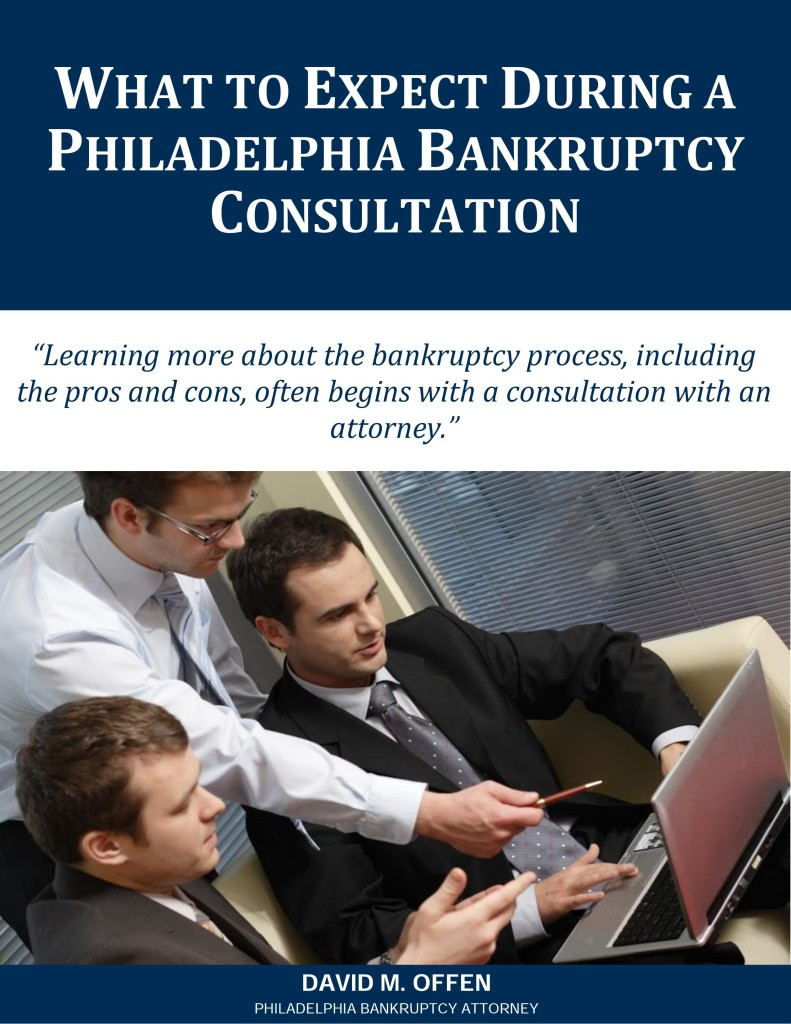 What to Expect During a Bankruptcy Consultation